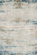 Loloi Contemporary 7and039-10 X 10and039-10 Area Rugs In Ivory Siensie-05ivaz7aaa