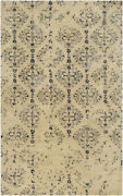 Surya Ban-3315 Banshee Contemporary Hand Tufted - Wool Olive Area Rugs