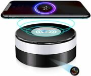 Hidden Spy Wifi Camera In Wireless Charger Hd 4k Motion Activated Security Cam