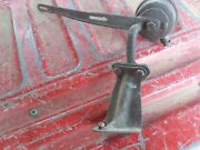 Ford Model T Tail Light License Plate Holder And Mounting Bracket