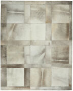 Calvin Klein Contemporary 8and039 X 10and039 Rectangle Area Rugs With Grey 099446757388