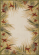 Couristan Covington 8and039 X 11and039 Rectangle Area Rugs In Sand/multi 21291021080110t