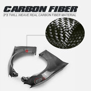 For Toyota Ft86 Fit Subaru Brz Epa Style Carbon Fiber Front Fender Wider +20mm