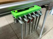 Festool Quick Clamp Rack X6 And Pencil Storage Tray For Festool Mft/3 Table