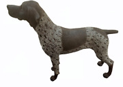 Brown German Shorthaired Pointer Statue By Best Of Breed