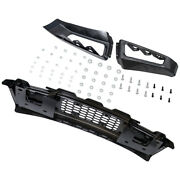 Front Bumper Grille For Ford F-150 F150 2015-2017 Raptor Style Steel