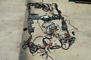 2020 W205 Mercedes C63 Amg Chassis Harness Complete With Fuse Boxes 4 Door Sedan