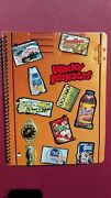 Wacky Packages Packs Wire Bound Theme Book Notebook Topps 8 X 101/2 60 Sheets 2