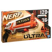 Nerf Ultra Four Blaster Includes 4 Official Nerf Darts Advanced Design New