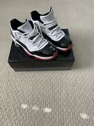 Jordan 11 Concord Bred Menandrsquos Size 12used With Box