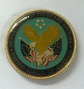 Department Of Veterans Affairs Challenge Coin Canteen Service Usa