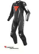 Dainese Misano 2 D-air Perforated Race Sports Track 1 Piece Leather Suiteu 50...