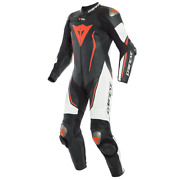 Dainese Misano 2 D-air Perforated Race Sports Track 1 Piece Leather Suitmultiple