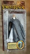 Gandalf Stormcrow Hooded Robe And Staff Lord Of The Rings Lotr The Two Towers Ttt