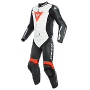 Dainese Avro D-air 2 Piece Race Sports Track Street Leather Suitmultiple