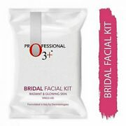O3+ Bridal Facial Kit For Radiant And Glowing Skin - Single Use | 120 Gram 2934