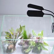 Led Aquarium Light, Saltwater Freshwater Fish Tank Clip On Lamp For Coral, Plant