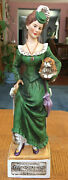 """1975 """"miner's Daughter"""" Cyrus Noble Decanter"""