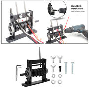 Portable Scrap Wire Stripping Machine Stripper Kit Can Connect Hand Drill