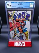 Thor 337 Cgc 9.6 Newsstand - 1st Appearance Of Beta Ray Bill Marvel 1983