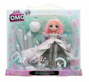 Lol Surprise Omg Winter Disco 2019 Collector Edition Crystal Star Fashion Doll