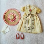 American Girl Felicity's Tea Lesson Gown Outfit Retired