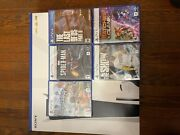 Sony Playstation 5 Console Ps5 Bundle
