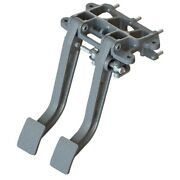Afco 6610001 Forward Mount Dual Swing Brake/clutch Pedals 6.25 Ratio