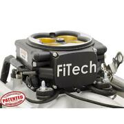 Fitech 37858 Go Port Efi Fuel Injection System Sbc 200-550 Hp