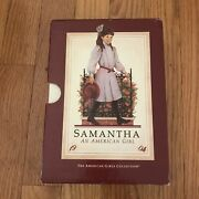 American Girl Samantha Set Of 6 Hardcover Books In Original Case 1st Edition