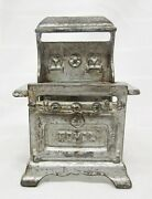Child's Toy Cast Iron Royal Cook Stove