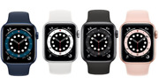 Apple Watch Series 6 40mm 44mm Gps + Cellular Space Gray Silver Gold Red Blue