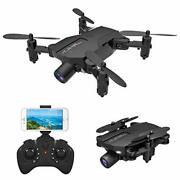 B-qtech Mini Drone With 1080p Hd Camera Foldable Wifi Rc Quadcopter Drone Wit...