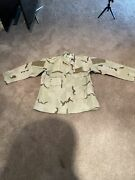 Usn Seal Sof Cag Nsw Special Forces Factory Pre-ccu Acu 3 Color Desert Bdu Xl