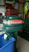 Firestone 5hp Outboard Decals