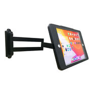 10.2 Inch Ipad Security Wall Mounting Anti-theft Enclosure Display Kiosk Holder