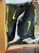 Size 11 - Nike Air Total Max Uptempo Black Volt 2020