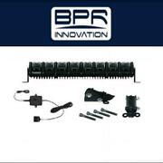 Rigid Industries Adapt 20 Led Light And Gps Module And Stealth Mount Bracket Kit