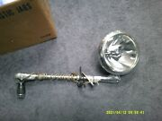 Vintage Pick Up Truck Police Car Exterior Spot Light 5 Inch Ge Bulb Very Cool