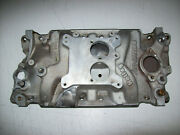 1987-1995 Chevrolet Gmc Holley Pro Jection Small Block Tbi Intake Manifold 701r