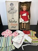 12andrdquo Vintage Ideal Shirley Temple Doll Vinyl 1950andrsquos With Extras Original Box R