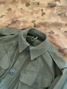 Trial Australian Army British 1960 Pattern Combat Smock Size 5 Mint Condition