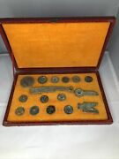 Old Antique Chinese Coins Vintage Collection