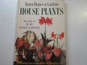 Better Homes And Gardens Houseplants Indoor Gardening 1959 1st First Edition