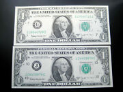 2 1 1963 Bchicago W.barr Federal Reserve Note Unc Bu Note