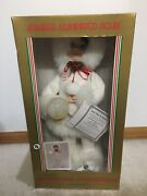 Rare Vintage Telco Motionettes Animated Eskimo Snow Baby Girl W /snowball New
