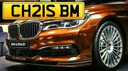 Chris Bmw Ch21 Sbm Christopher Private Plate Cherished Number Name Reg