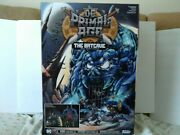 Dc Primal Age The Batcave Playset