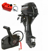 9.9hp Mercury Command Ct High Thrust 4 Stroke Electric Start Outboard Remotes