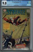Cgc 9.0 Strange Adventures 205 1st Appearance Of Deadman Dc 1967 Ow/w Pages